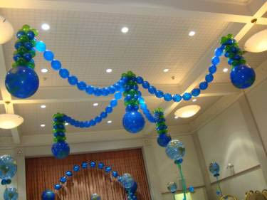 attachment decoracin con globos madrid
